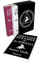 Jonathan Strange & Mr. Norrell Boxed Three Volume Collector's Edition