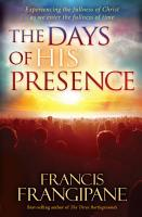 The Days of His Presence PDF