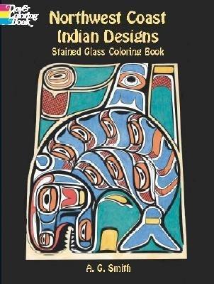 Northwest Coast Indian Designs Coloring Book