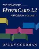 The Complete HyperCard 2 2 Handbook PDF
