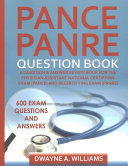 PANCE and PANRE Question Book Book
