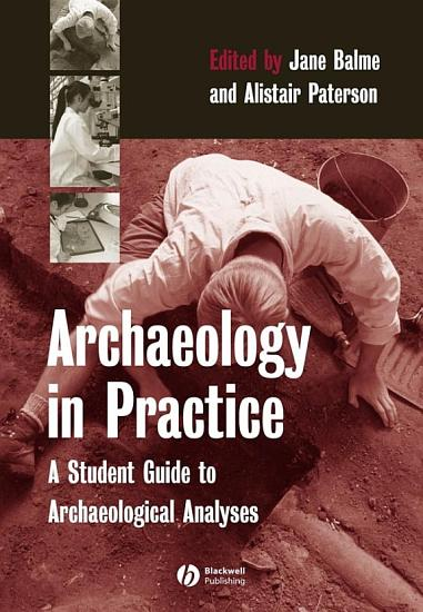 Archaeology in Practice PDF