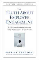 The Truth About Employee Engagement PDF