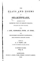 The Plays and Poems of Shakespeare: Troilus and Cressida. Timon of Athens. Titus Andronicus