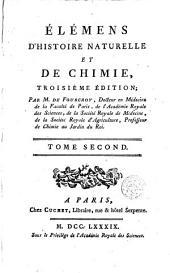 Elémens d'histoire naturelle et de chimie, 2