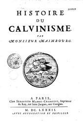 Histoire du calvinisme