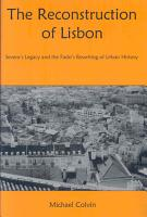The Reconstruction of Lisbon PDF