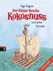 Der kleine Drache Kokosnuss und seine Freunde: Vorlese-Bilderbuch