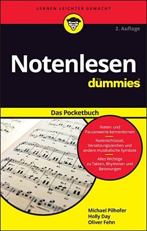 Notenlesen f  r Dummies Das Pocketbuch PDF