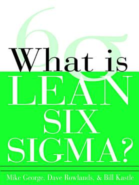 What is Lean Six Sigma PDF