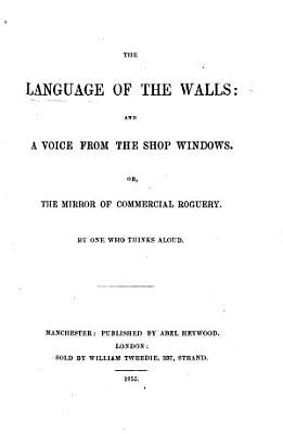 The Language of the Walls PDF