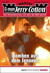Jerry Cotton - Folge 3086: Bomben aus dem Jenseits