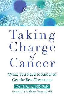 Taking Charge of Cancer Book
