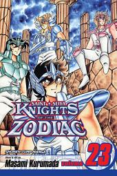 Knights of the Zodiac (Saint Seiya), Vol. 23: Underworld: The Gate of Despair