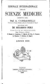 Giornale internazionale delle scienze mediche: Volume 17
