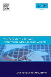 The benefits of e-business performance measurement systems