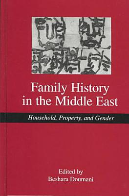 Family History in the Middle East