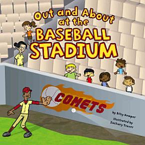 Out and about at the Baseball Stadium PDF
