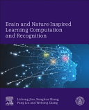 Brain and Nature Inspired Learning Computation and Recognition