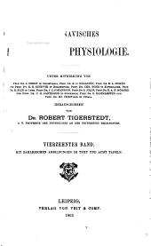 Skandinavisches archiv fur physiologie: Volume 14