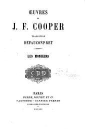 Oeuvres de J.F. Cooper: Les Monikins