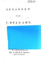 Gezangen van J. Bellamy