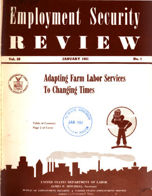 Employment Security Review