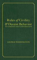 Download Rules of Civility   Decent Behavior In Company and Conversation Book