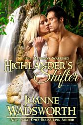 Highlander's Shifter: Time Travel Romance