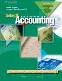 Century 21 Accounting  General Journal  Introductory Course  Chapters 1 16  2012 Update PDF