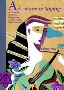 Adventures in Singing Book