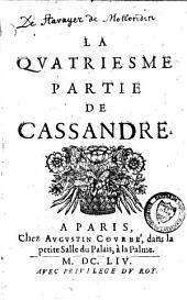 Cassandre: roman, Volume7