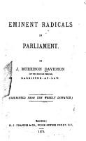Eminent Radicals in Parliament     PDF