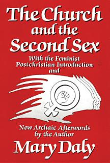 The Church and the Second Sex Book