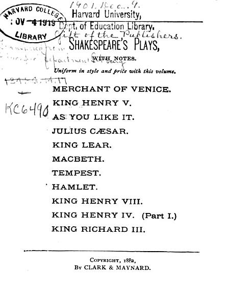 Download King Richard III Book