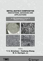 Metal-Matrix Composites Innovations, Advances and Applications