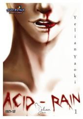 Acid Rain 01: Roto. Manga Yaoi