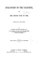 Discovery of the Yosemite  and the Indian War of 1851 PDF