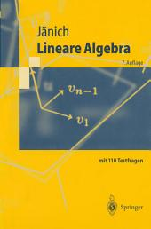 Lineare Algebra: Ausgabe 7