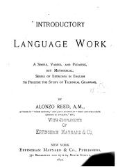 Reed's Introductory Language Work