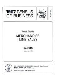 1967 Census Of Business Book PDF