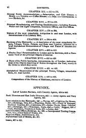 The Original Picture of London: Enlarged and Improved : Being a Correct Guide for the Stranger, as Well as for the Inhabitant, to the Metropolis of the British Empire : Together with a Description of the Environs