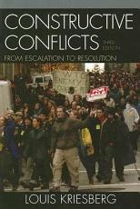 Constructive Conflicts PDF
