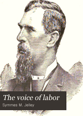The Voice of Labor: Containing Special Contributions by Leading Workingmen Throughout the United States ... Plain Talk by Men of Intellect on Labor's Rights, Wrongs, Remedies, and Prospects. History of the Knights of Labor ... The Political Future of the Workingman ...