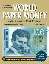 Standard Catalog of World Paper Money: Modern Issues 1961 - Present