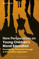 New Perspectives on Young Children s Moral Education PDF