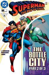 Superman: The Man of Steel (1991-) #60
