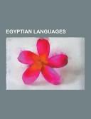 Egyptian Languages PDF