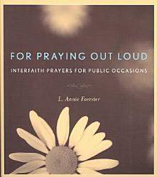 For Praying Out Loud Book PDF
