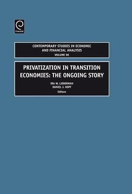 Privatization in Transition Economies PDF